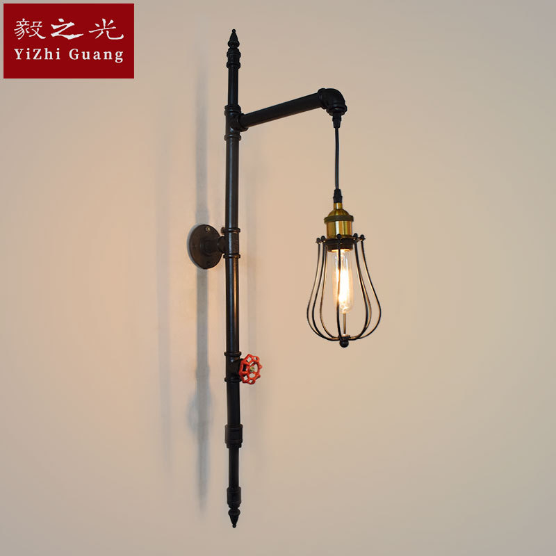 ancient ways led wall lamp sitting room wall lamp dining-room light pipe small cage lighting lamps and lanternsancient ways led wall lamp sitting room wall lamp dining-room light pipe small cage lighting lamps and lanterns