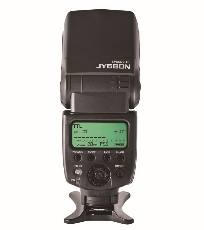 Viltrox JY-680N i-TTL Flash Speedlite for Nikon D3100 D3200 D5200 D5300 D7000 D800 D90 DSLR Cameras viltrox jy 680 universal flash speedlight for canon nikon pentax olympus cameras