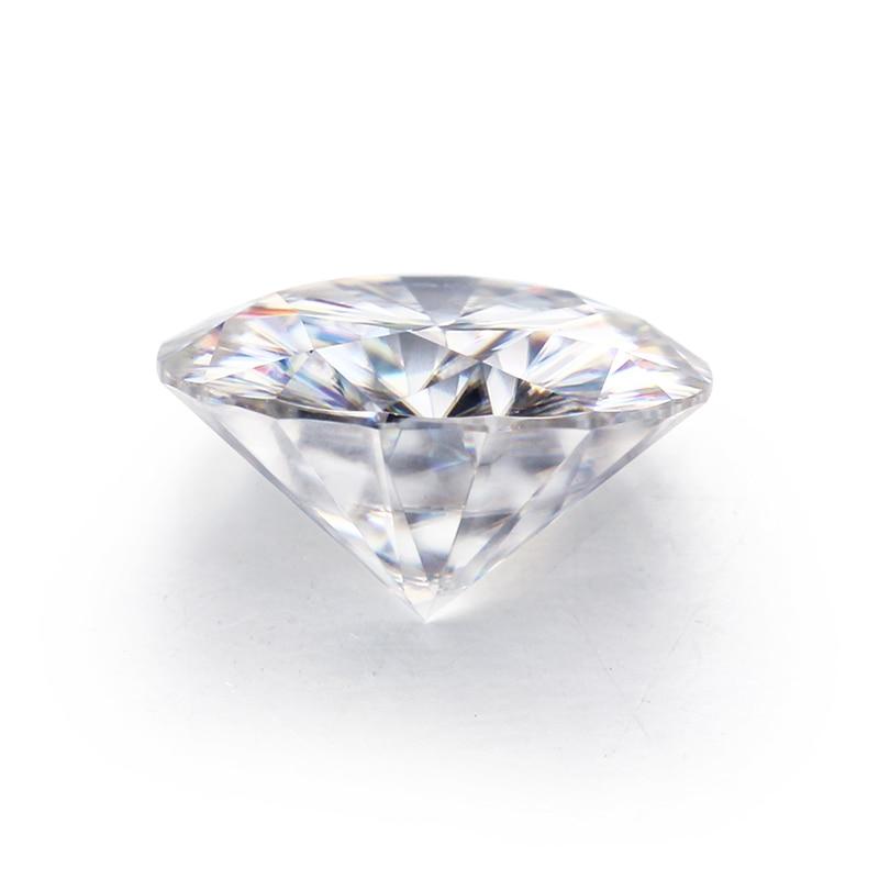Top Qualität EF Farbe Runde Brillant Geschnitten 8,0mm 2ct Lose Moissanites Edelstein.-in Lose Diamanten & Edelsteine aus Schmuck und Accessoires bei  Gruppe 3
