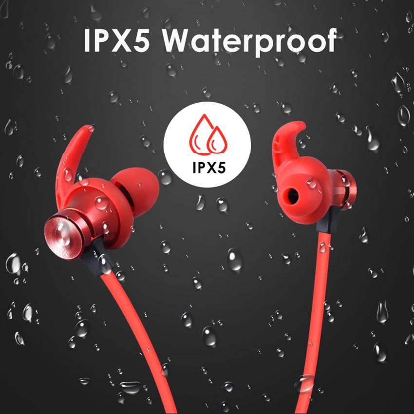 Aimitek XT-22 Magnetic Bluetooth Earbuds-5