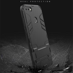 Ударопрочный жесткий чехол с подставкой для Huawei Honor 10 lite Honor 10 lite, защитный чехол для Huawei Honor 10 lite