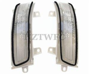 Светодиодная лампа для зеркала заднего вида 34350TM0H01 или 34300TM0H01 для CIVIC 2012 2013 FB2 FB3 CITY 2009-2014 GM2