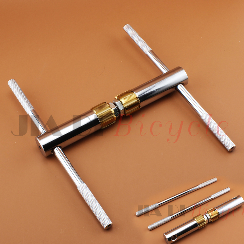 Bicycle Tapping Knife Teeth Bike Frame Five-way Mountain Milling Tools Five Ceaning Cycling