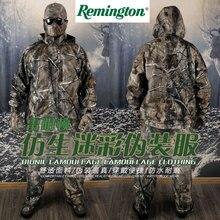 Automne et hiver hiver imperméable jacquard bionique camouflage camouflage polaire doublure chasse de bon augure costume costume pantalon