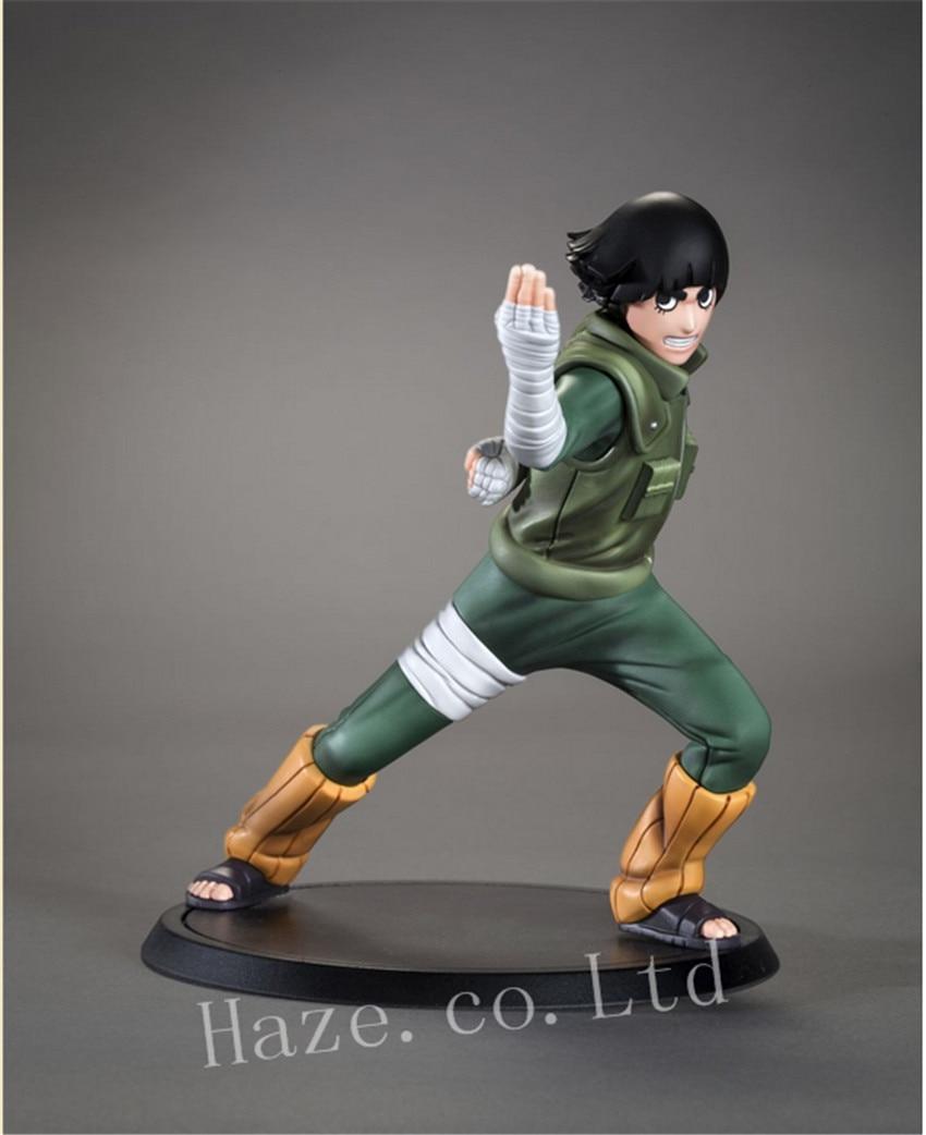Anime Naruto Rock Lee PVC Action Figure Figurine 5.5''
