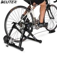 Комнатный велосипед для тренировок Тренер Главная Обучение 6 Скорость Магнитная сопротивление Велосипедный спорт дорога MTB велосипедные т