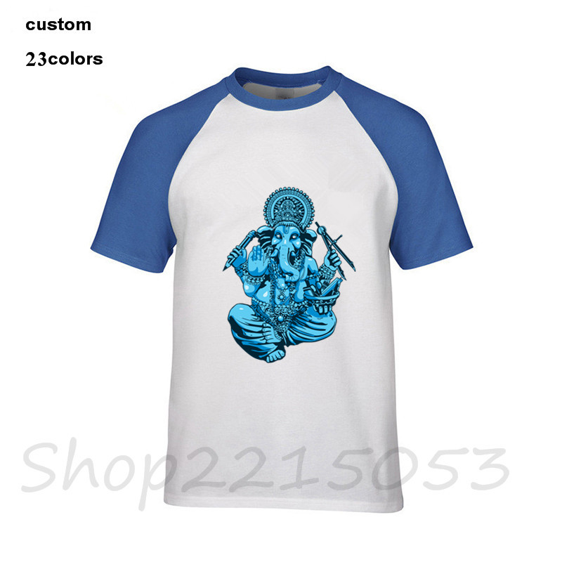 cceb1e31 New arrivals 2019 Ganesh Loves Vector Men's fashion t-shirt size xs-xxxl  tee Tshirts Hipster O-neck ...