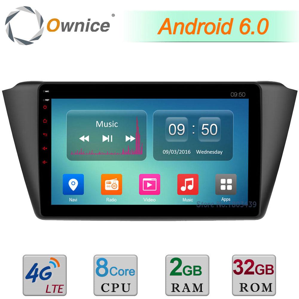 Octa Core 2GB RAM 32GB ROM C500 9 Android 6 0 4G LTE WIFI DAB font