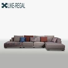 Мебель для гостиной Down Corner на заказ в современном европейском стиле д