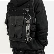 Men's Waist Key Chain Silver Heavy Rock Metal Hip Hop Gothic Punk Style Pants Trousers Jean Biker Wallet Key Ring