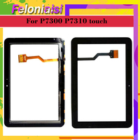 10pcs/lot 8.9 For Samsung Galaxy Tab GT P7300 P7310 P7320 Tablet Touch Screen Digitizer Panel Sensor Replacement