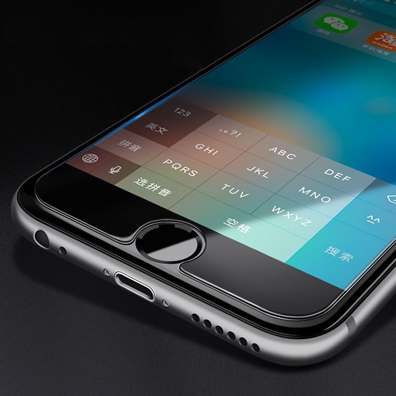H & lOO 9H 2.5D härdat glas skärmskydd för iPhone 11pro MAX XR XS - Reservdelar och tillbehör för mobiltelefoner - Foto 2