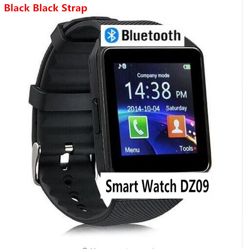 2017 Smart Watch dz09 With Camera Bluetooth WristWatch SIM TF Card Slot Smartwatch For Android ios