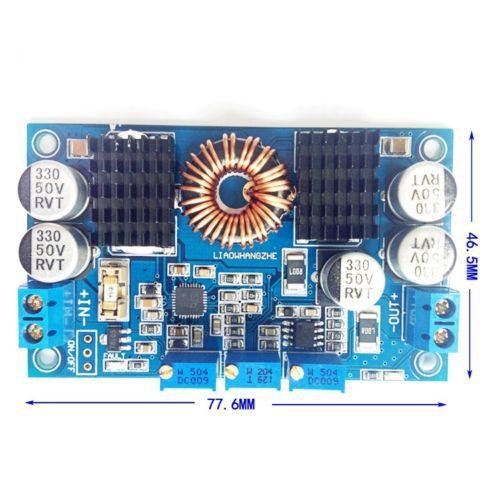 LTC3780 10A DC 5V-32V to 1V-30V Automatic Step Up Down Regulator Charging Module
