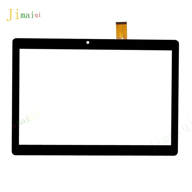 Nowy dla 10.1 calowy jay tech TXE10DS M1003R Tablet pojemnościowy wymiana ekranu dotykowego Digitizer zewnętrzny czujnik ekranu