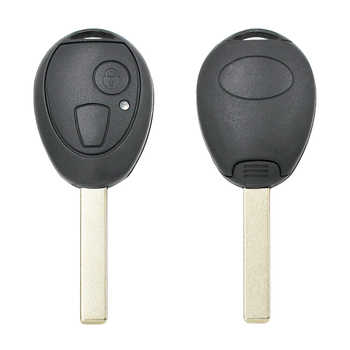 For BMW Mini Cooper 2002-2005 Remote Key Fob FULL COMPLETE 433.9MHZ WITH ELECTRONICS with ID73 CHIP