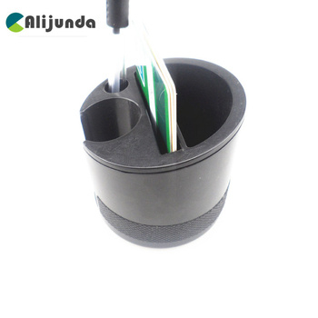 Center Console Arm Bearing Storage Cup Cupboard Case Container Stacking collection for Peugeot 206 207 208 301 307 308 407 2008 image