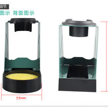 Iron-Holder Shelf-Stand Magnet-Controller Soldering-Station-Bracket Hot-Air-Gun Advanced
