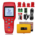 New Arrival Auto Key Programmer OBDSTAR X100 PRO C+D+E Odometer Mileage Correction with EEPROM Adapter IMMO Car Key Programmer