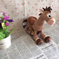 Free Shipping 22cm=8.7inch Original Toy Story Plush Toy Bullseye Figure The Horse Cute Doll For Children's Gift