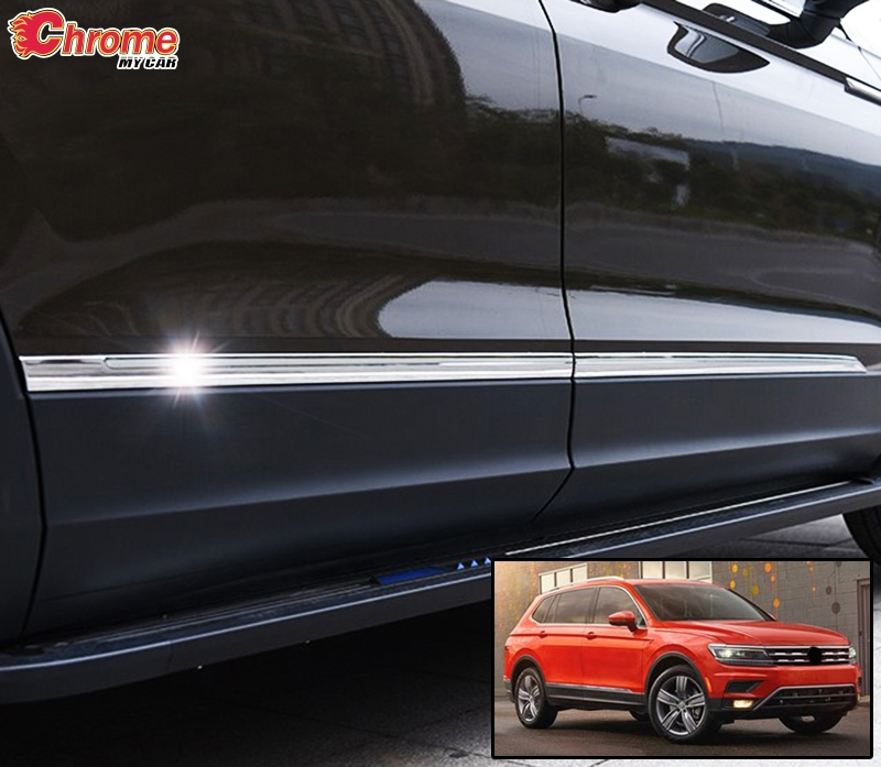 2019 Volkswagen Golf Gti 5 Door: For Volkswagen VW Tiguan MK2 2016 2017 2018 2019 Stainless