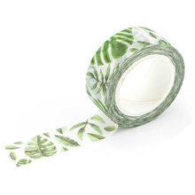 1.5cm Wide Luxuriant Washi Tape Adhesive Tape DIY Scrapbooking Sticker Label Masking Tape