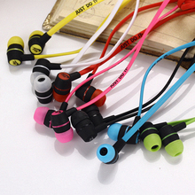Super Bass In Ear Headset Best Selling Headset MP3 Music Mobile Phone Headset For Iphone Samsung