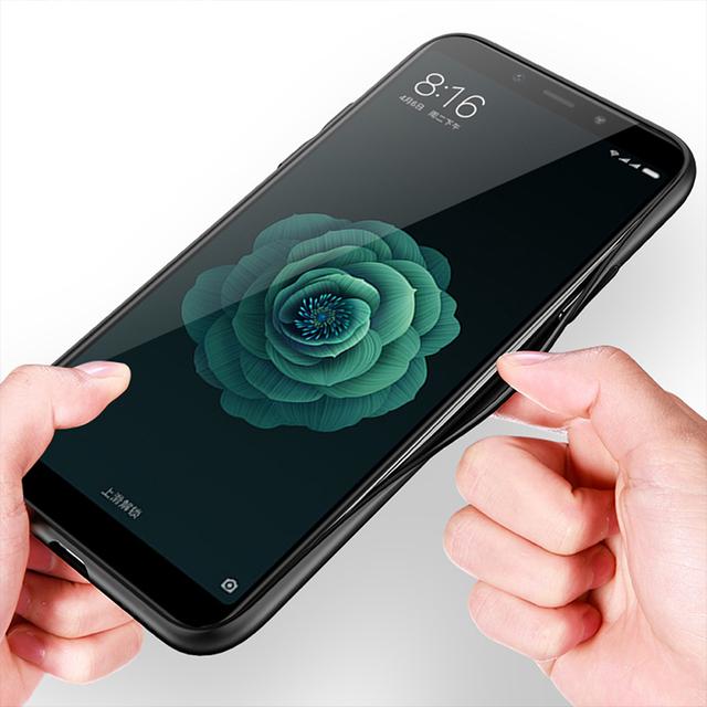Gradient Tempered Glass Case for Xiaomi Phones