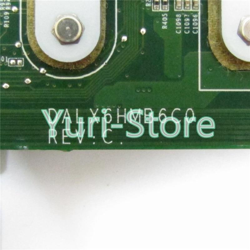 637212-001 for HP DV6 DV6-3000 laptop motherboard,intel I3-370M CPU DALX6HMB6C0