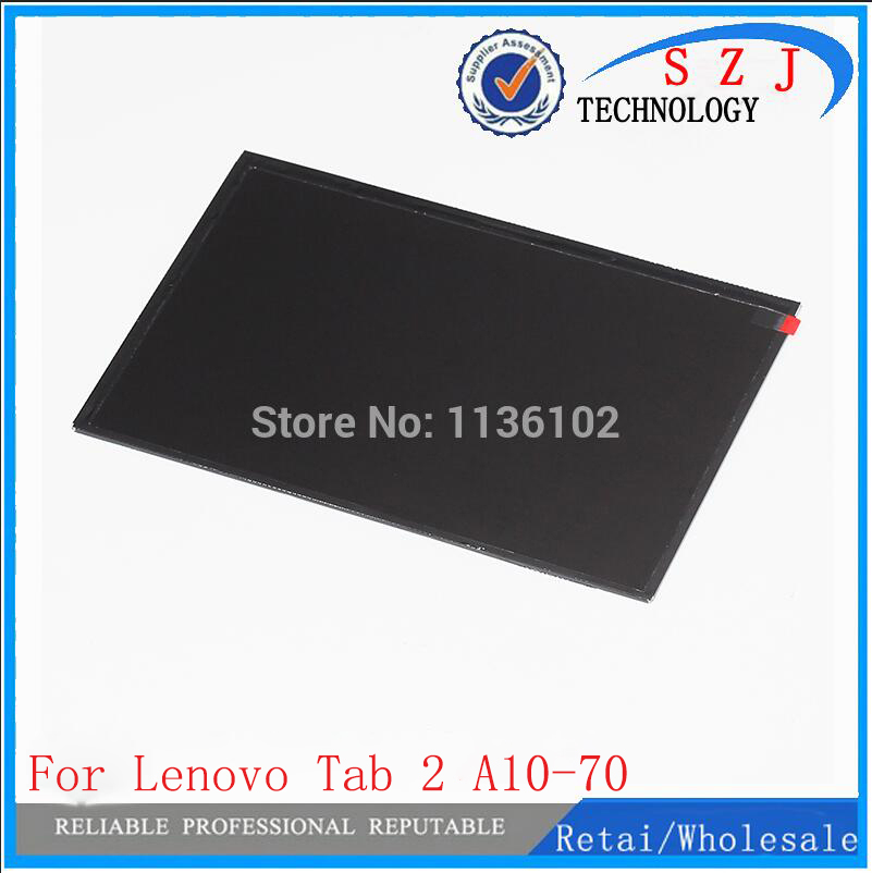 New 10.1 inch case For Lenovo Tab 2 A10-70 A10-70F A10-70L Lcd display Screen Replacement Free Shipping for lenovo tab 2 a10 70 f case leather smart cover for lenovo tab 2 a10 30 a10 70f a10 70 a10 70l 10 1 foldable case stylus pen