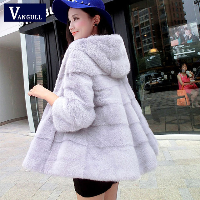 Aliexpress.com : Buy 2017 New Faux Fur Coat women full pelt fur ...