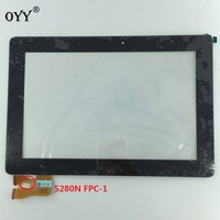 Touch Screen Digitizer Glass Replacement parts FOR Asus MeMo Pad Smart 10 ME301 ME301T 5280N FPC-1 Rev.4 Dedicated version