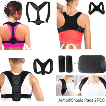 Adjustable Brace Correction Humpback Back Pain Relief 2