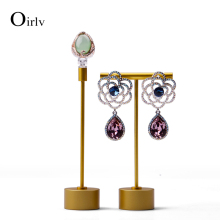 FANXI Fashion Earring Display Shelf Pendant Stand Ring Holder Organizer Jewelry Exhibitor for women Shop