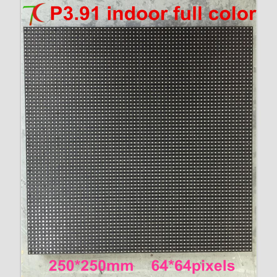 P3 91 indoor full color module for rental led screen
