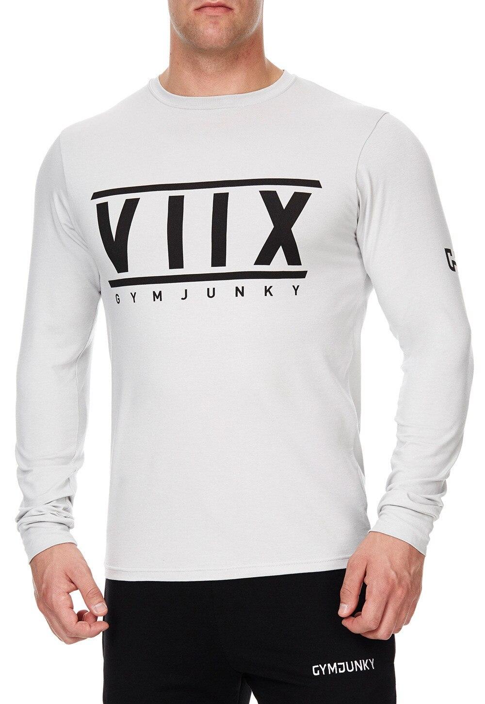 6aa3daec695a Men s Word Attachement Stay Warm Crew Neck Full Sleeve Gym Training ...