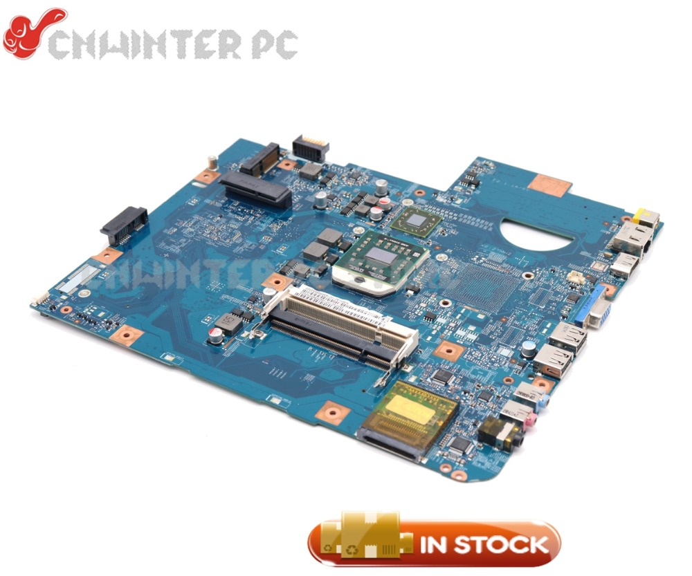 NOKOTION Laptop Motherboard For Acer 5542G 5542 Series MBPHA01001 MB.PHA01.001 48.4FN01.011 DDR2 Free cpu la 5971p for lenovo g455 laptop motherboard hd 4250m ddr2 free cpu