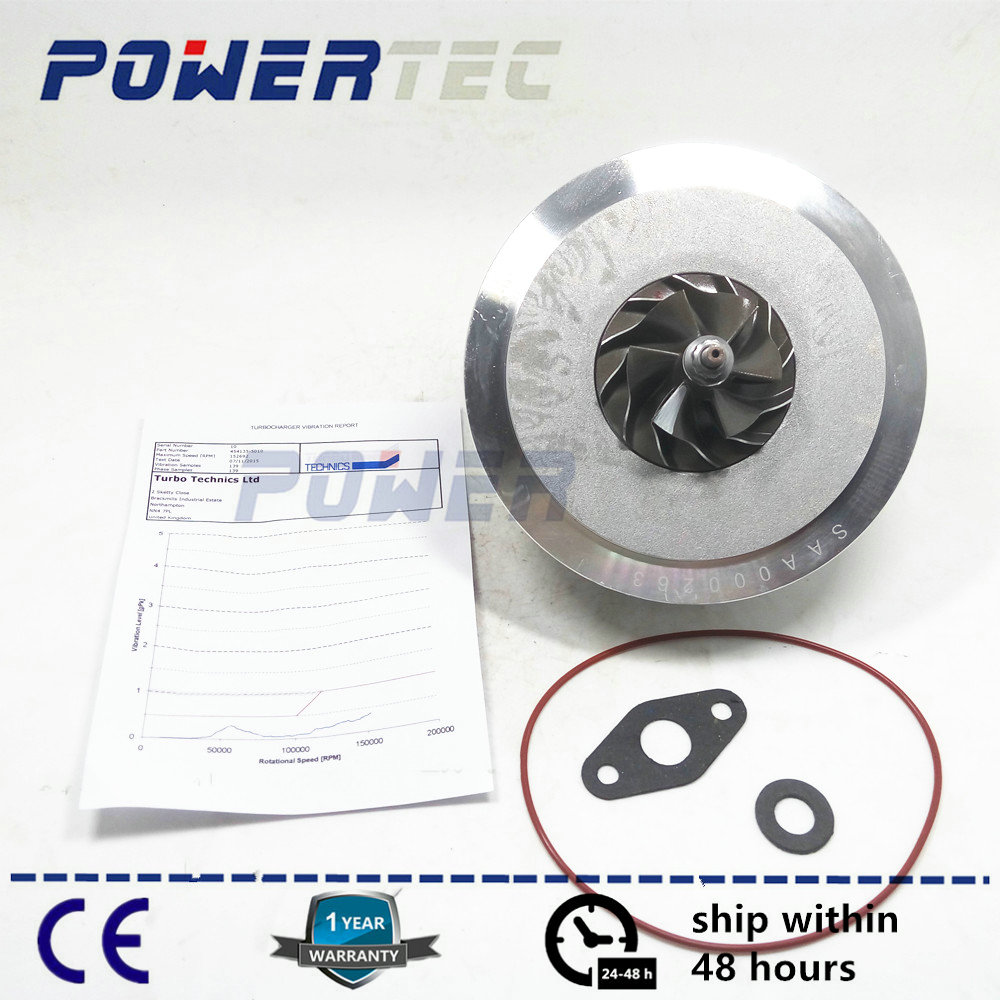 Turbo charger cartridge GT2052V VW Passat B5 2.5 TDI 120KW 132KW - Turbocharger core CHRA 454135-5010S / 059145701S