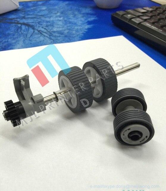 Free Shiping PA03656-E958 PA03656-E976 for Fujitsu IX500 Pick Roller and Brake Roller Assy pa03656 e958 pa03656 e976 for fujitsu ix500 pick roller and brake roller assy