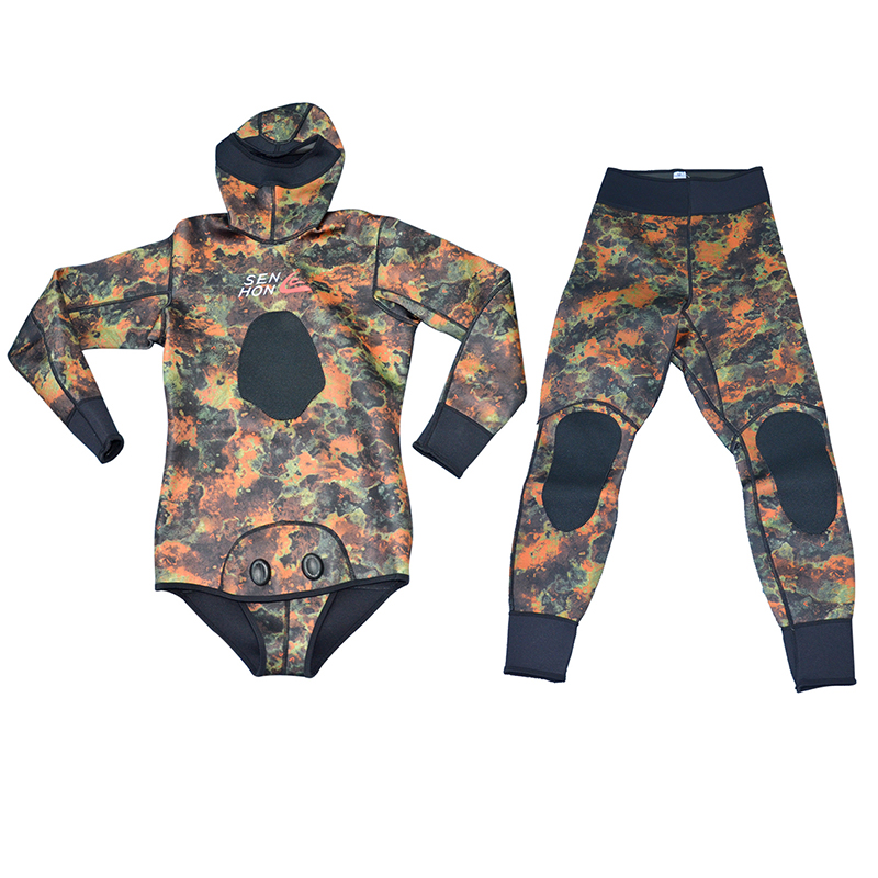 Diving Suit Neoprene 3mm men diving spearfishing Wetsuit surf snorkel swimsuit Split Suits combinasion Wetsuit roupa de mergulho цена