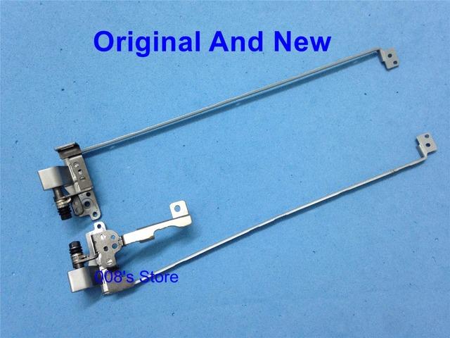 100% Original Laptop LCD dobradiças suporte para Lenovo ThinkPad E430 E430C E435 esquerda e direita AM0NU000300 AM0NU000400