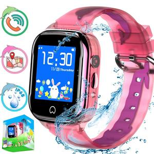 Kid Waterproof Smart Watch Pho