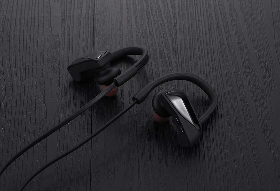 SERVO U12 Wireless Bluetooth Earphone Sport Bluetooth Headset Ear-hook Headphones Ear-hook with Microphone CSR Connect Two phone
