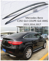 Auto Roof Racks Luggage Rack For Mercedes Benz C292 GLE COUPE GLE320 GLE450 GLE AMG 2015.2016.2017 High Quality Car Accessories