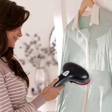 Мини паровой утюг ручной тканевый отпариватель для одежды гладильная Портативная Домашняя дорожная Одежда Утюг 1000 Вт мощный отпариватель для одежды