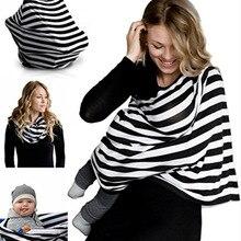 Nursing Cover Scarf for Mum Breastfeeding Baby