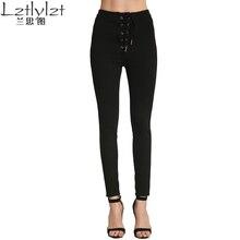 Fashion 2017 New Summer Elegant Solid Women's OL Work Wear Slim Stretch Pencil Pants Trousers Leggings For Women/Female Leggings