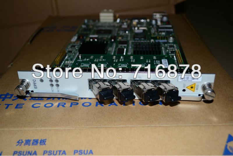 Tarjeta EPFC, EPFC 4 puertos con módulos 4PCS, uso de la tarjeta - Equipos de comunicación - foto 1
