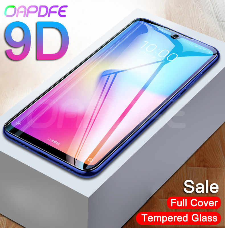 9D Protective Glass on the For Xiaomi Redmi 7 6 Pro 6A S2 5 Plus 5A Note 5 5A 6 7 Pro Tempered Screen Protector Glass Film Case