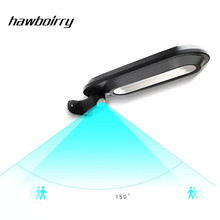 LED solar street light intelligent motion induction new runway lights outdoor wall without charging